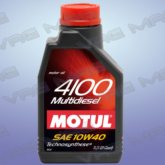 Олива моторна MOTUL 2100 POWER+ 10W40 (1L)