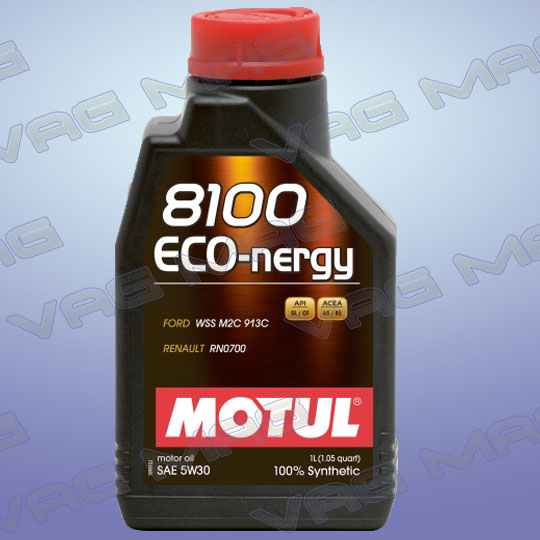 Олива моторна MOTUL 8100 ECO-nergy 5W-30 1L