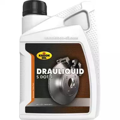 piдина гальмiвна KROON OIL DRAULIQUID-S DOT 4 BRAKEFLUID 1л